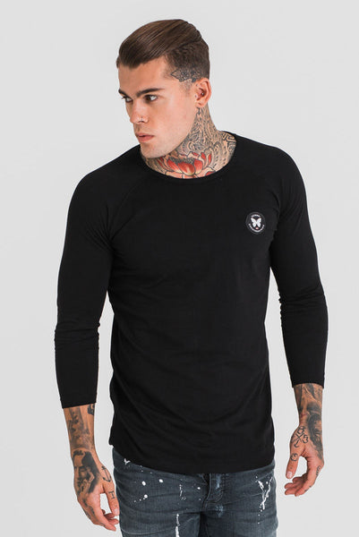 Good For Nothing LINEOLA BLACK Tee