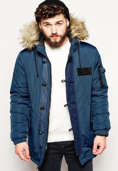 Bellfield Mountain Parka