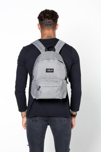 54 FLORAL BONDS BACKPACK | HEATHER GREY