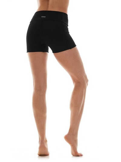 3 Pocket Short in Black - SHORT-SHORTS