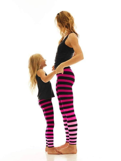 Sneaker Length in Laura Stripe - SNEAKER LENGTH