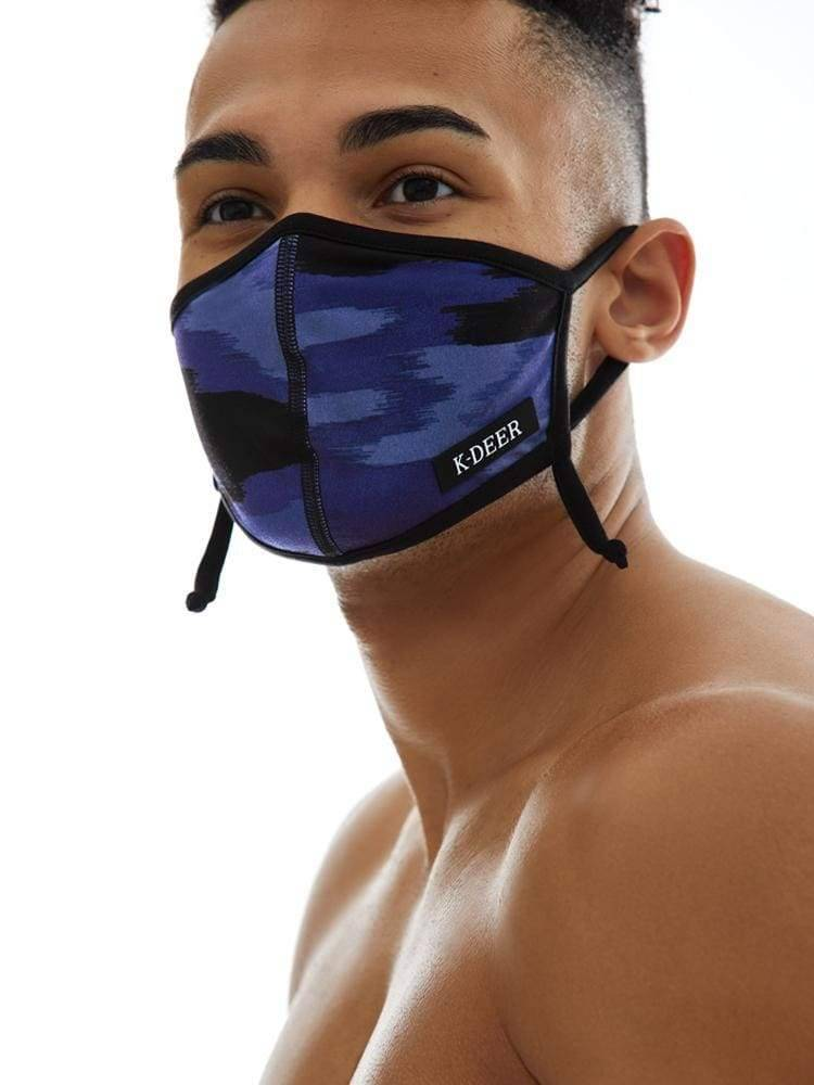 Adjustable Face Mask In The Navy