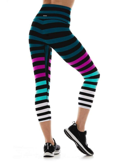 Capri in Candice Stripe - CAPRI