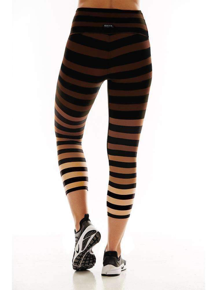 Capri in Kayley Stripe - Capri
