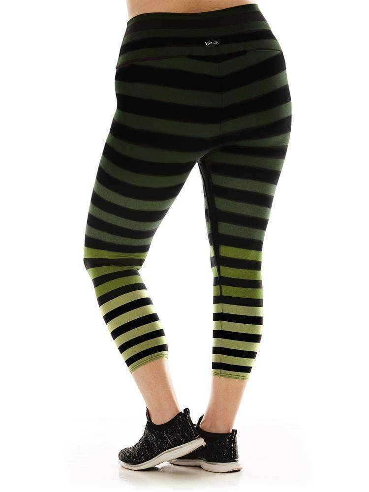 Capri in Maranda Stripe