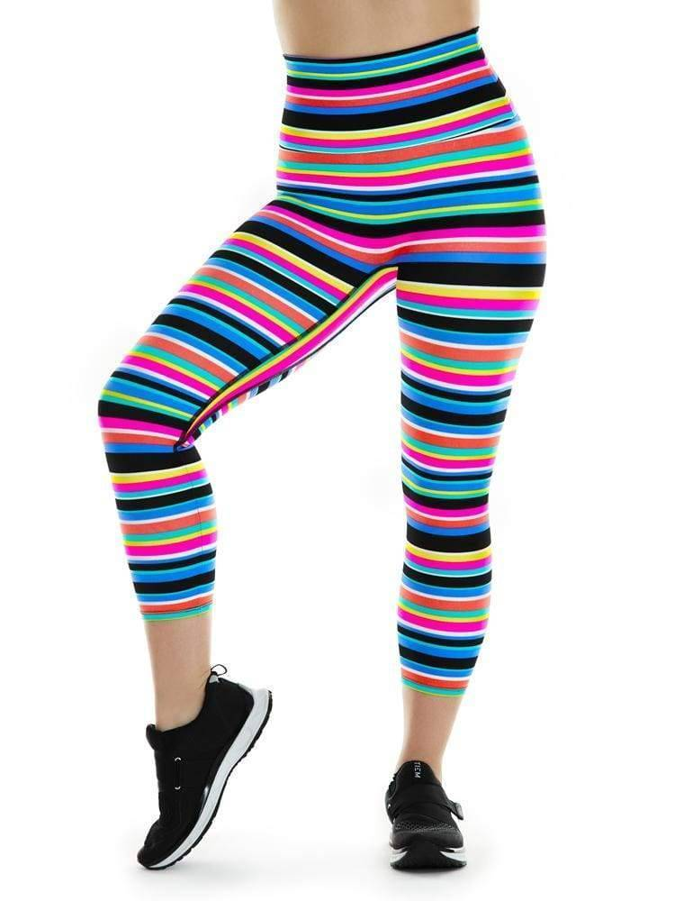 Birthday Girl Bright Ombre  Active Wear Leggings or Capris