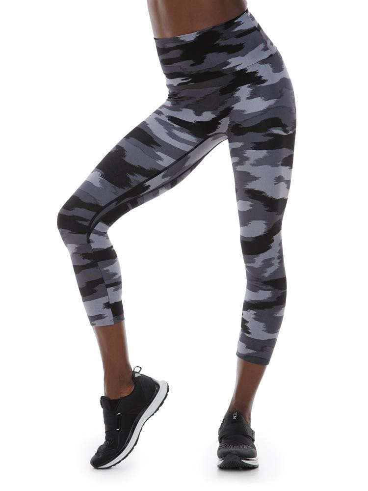 Capri in Warrior One