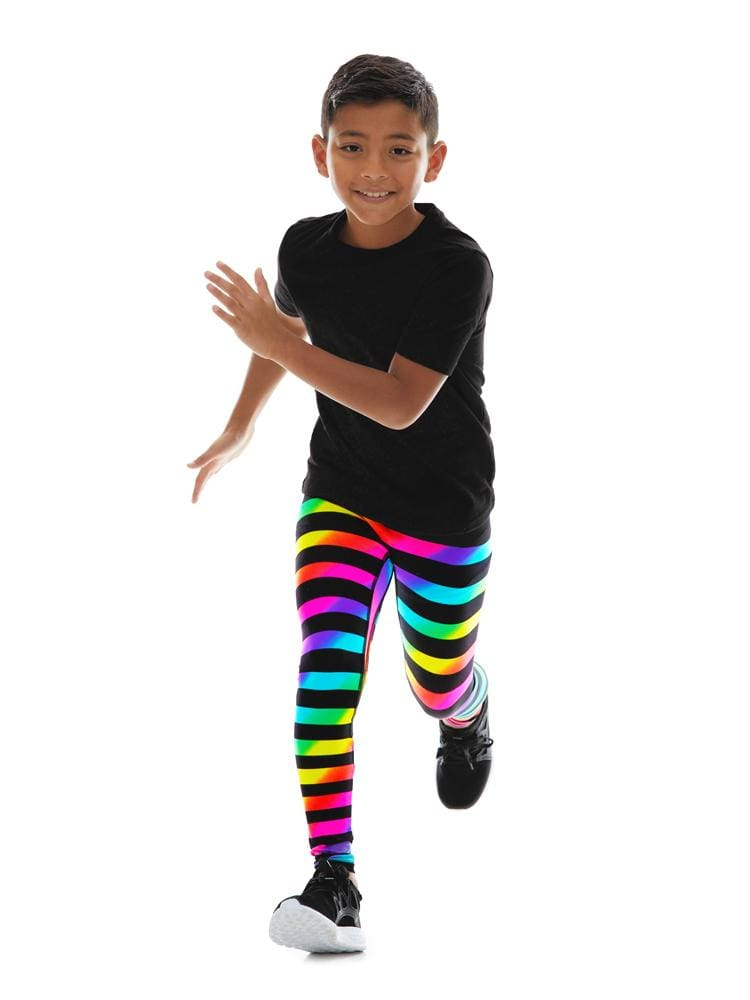 Kids Legging in Anny Stripe