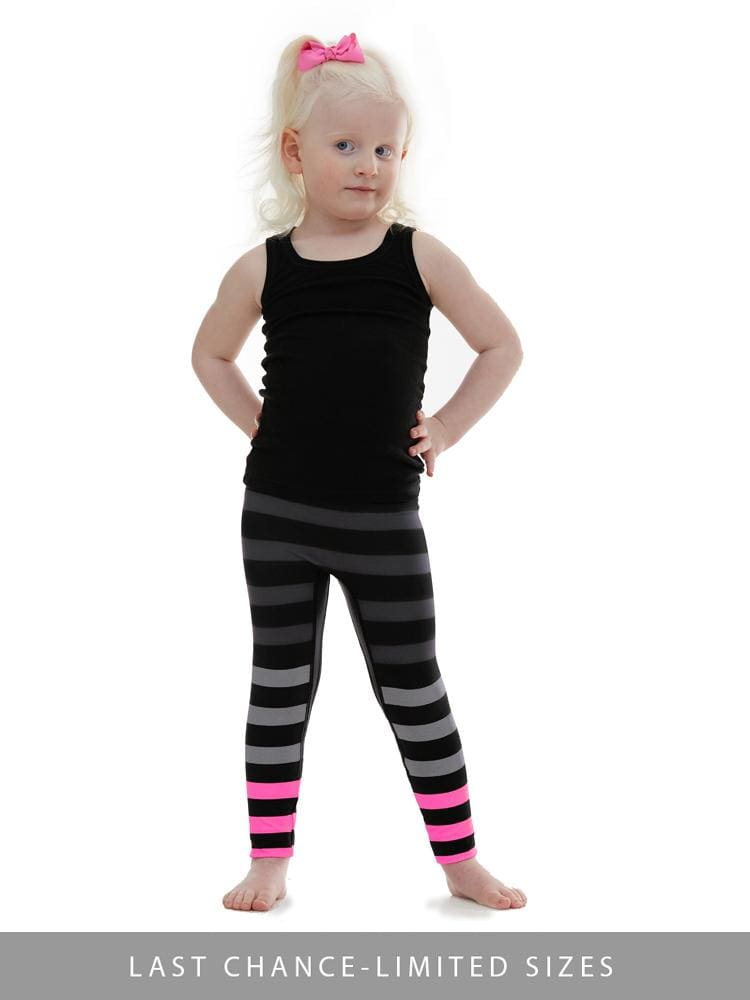 Kids Legging in April Stripe