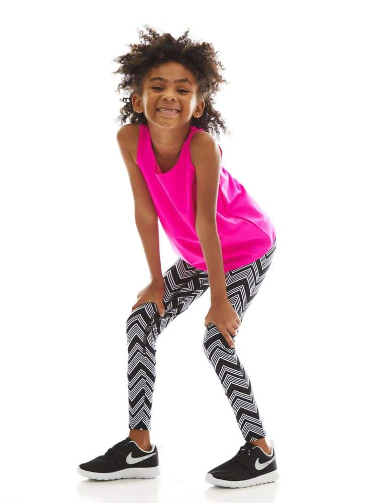 Kids Legging in Cha Cha - KIDS LEGGINGS