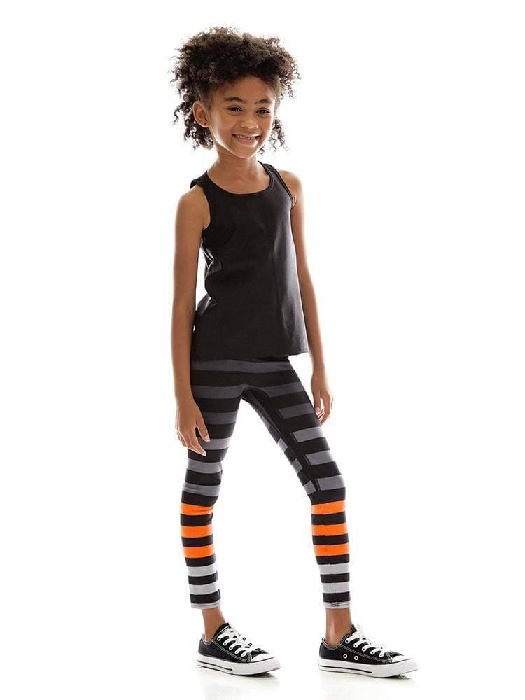 Kids Legging in Chelsea Stripe - KIDS LEGGINGS