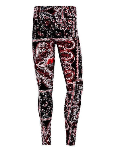 Kids Legging in Delancy - Kids Leggings