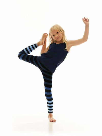 Kids Legging in Emme® Stripe - KIDS LEGGINGS