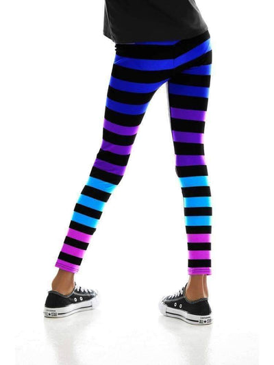 Kids Legging in Jamie Stripe - Kids Leggings