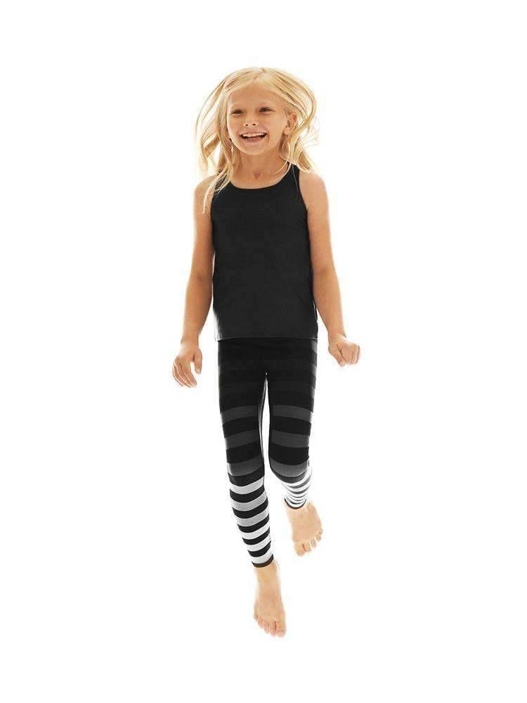 Kids Legging in Jody Stripe
