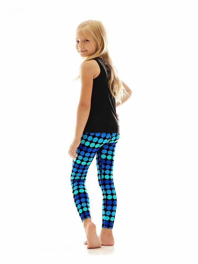 Kids Legging in Pop Dot - KIDS LEGGINGS