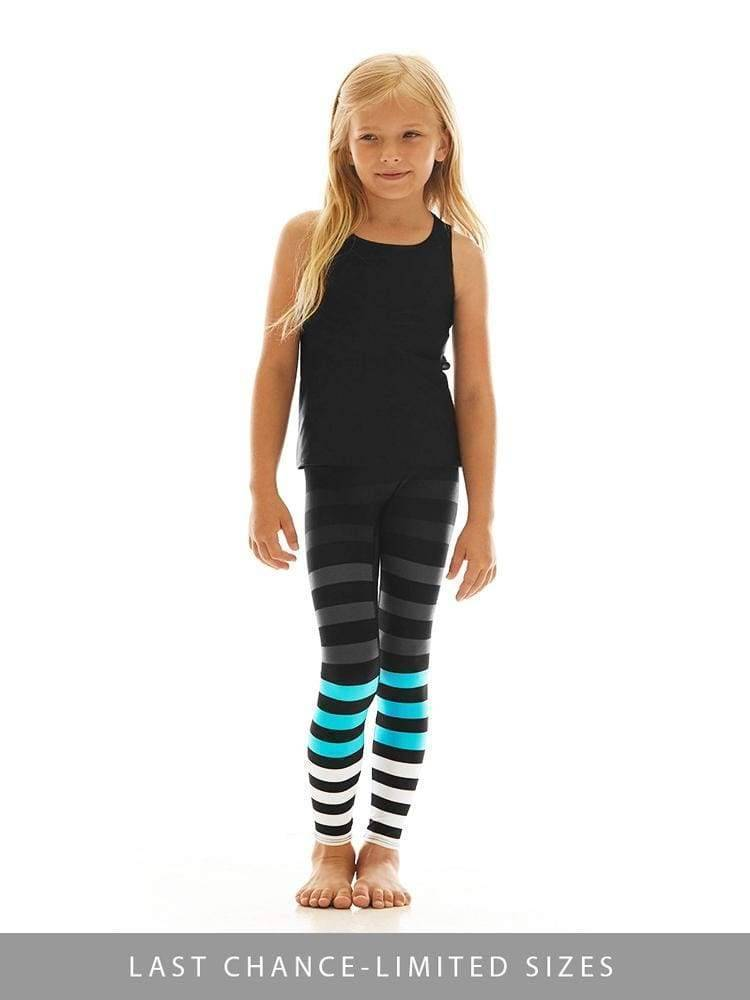 Kids Legging in Ruth Stripe - Kids Leggings
