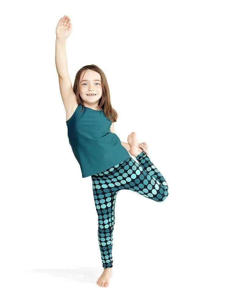 Kids Legging in Tempo