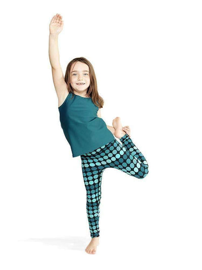 Kids Legging in Tempo - Kids Leggings