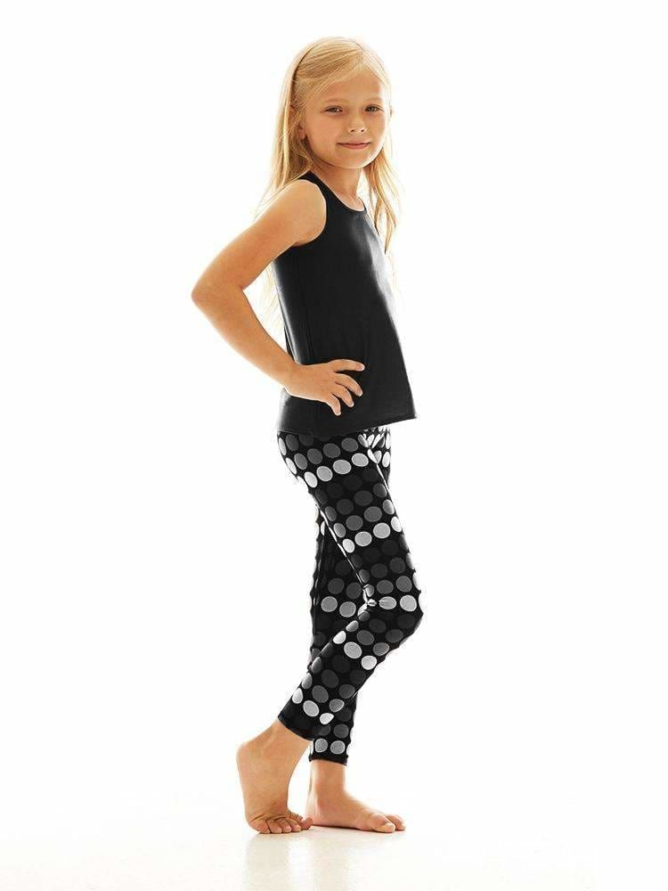 Kids Legging in True Dot