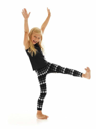 Kids Legging in True Dot - KIDS LEGGINGS