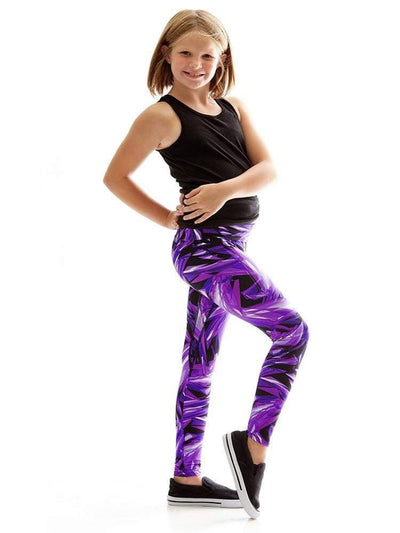 Kids Legging in Vortex - KIDS LEGGINGS