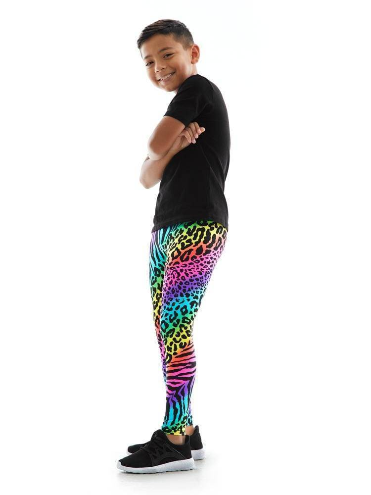 Kids Legging in Wild+Free