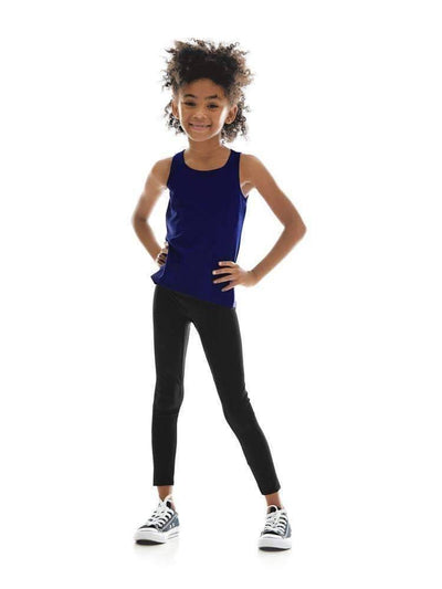Kids Tank Top in Navy - KIDS TANK TOP
