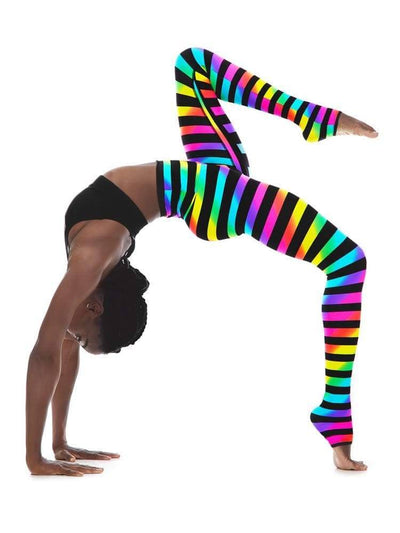 Legging in Anny Stripe