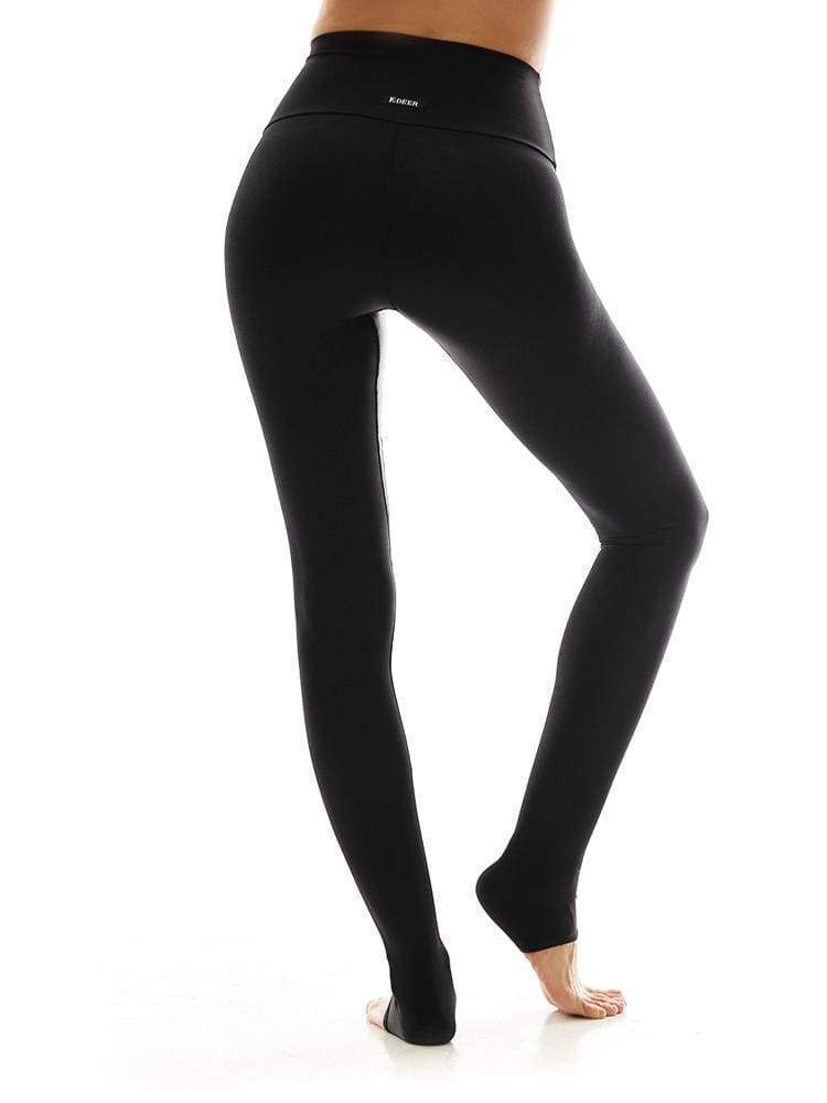 Legging in Black - Leggings