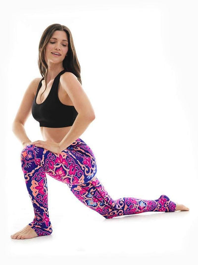 Legging in Boho Nouveau - LEGGINGS