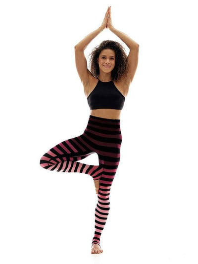 Legging in Cathy Stripe - LEGGINGS
