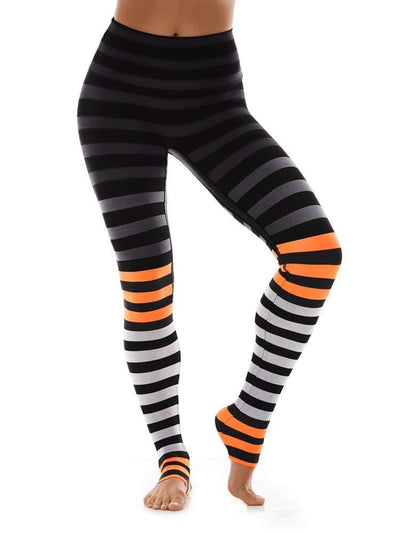 Legging in Chelsea Stripe - LEGGINGS