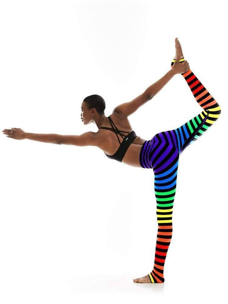 Legging in Dana Stripe