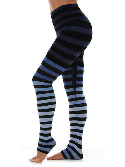 Legging in Emme® Stripe - LEGGINGS