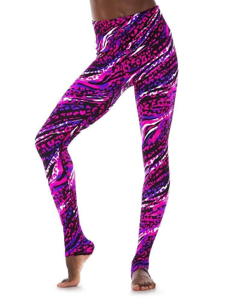 Legging in Fierce Flow