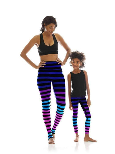 Legging in Jamie Stripe - Leggings