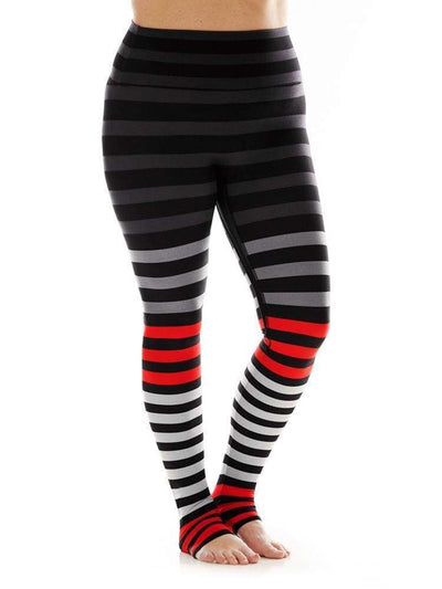 Legging in Jennifer Stripe - Leggings