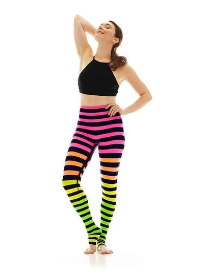 Legging in Josephine Stripe - Leggings