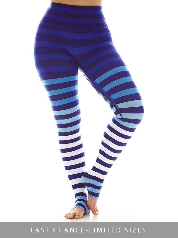Legging in Kristin Stripe - Leggings