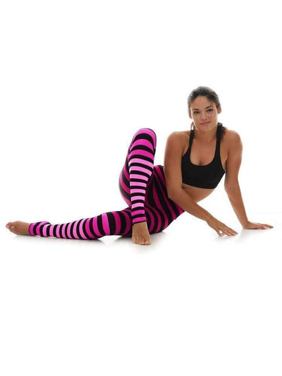 Legging in Laura Stripe - Leggings