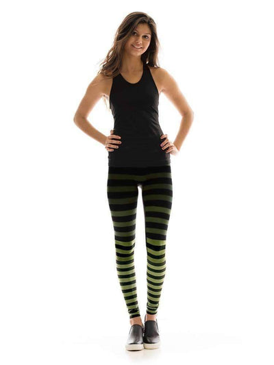 Legging in Maranda Stripe - Leggings