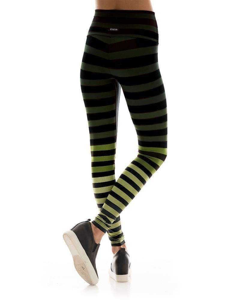 Legging in Maranda Stripe
