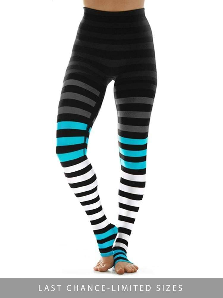 Legging in Ruth Stripe