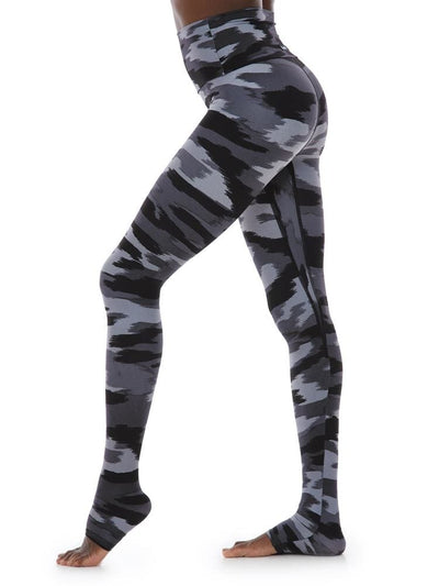 Legging in Warrior One