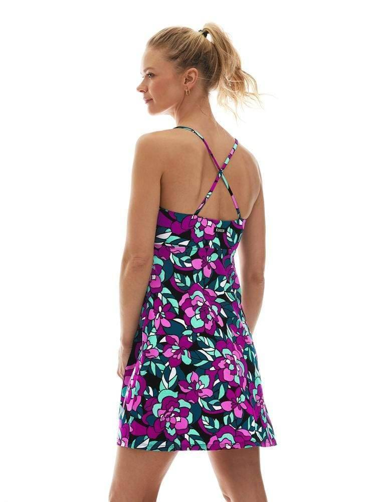 On-the-Go Dress in Sanibel - DRESS
