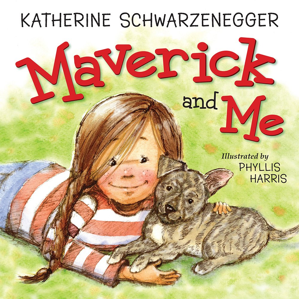 Maverick and Me - Signed by the Illustrator - Picture book about pet adotion