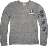 Long- Sleeve Crosswind Tetons