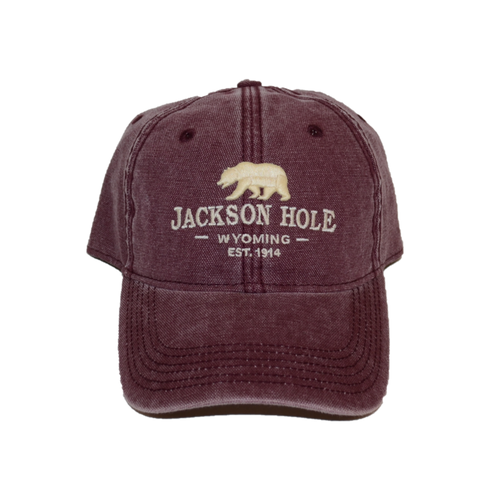 JH Bear Icon Hat