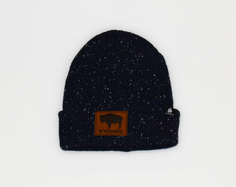Daily Pine Beanie - Midnight - 7906